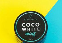 CoCo White Mint - specjalny preparat do pielęgnacji zębów