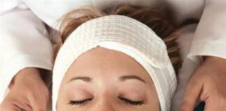 przyrząd do masażu twarzy
