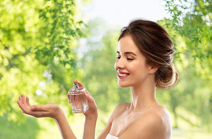 Modne perfumy damskie