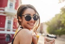 modne okulary przeciwsłoneczne damskie z filtrem