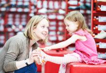 Jak wybrać odpowiednie buty dziecięce